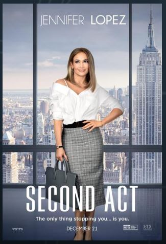 Second Act FREE Movie Tickets (FL, NY, CA, PA, TX and more to choose from)