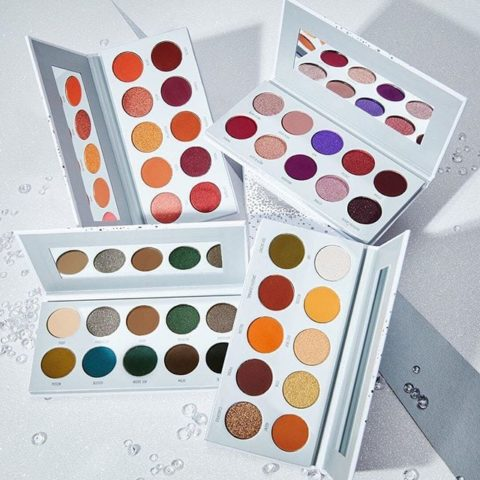 Jaclyn Hill the Vault Eyeshadow Palette available today
