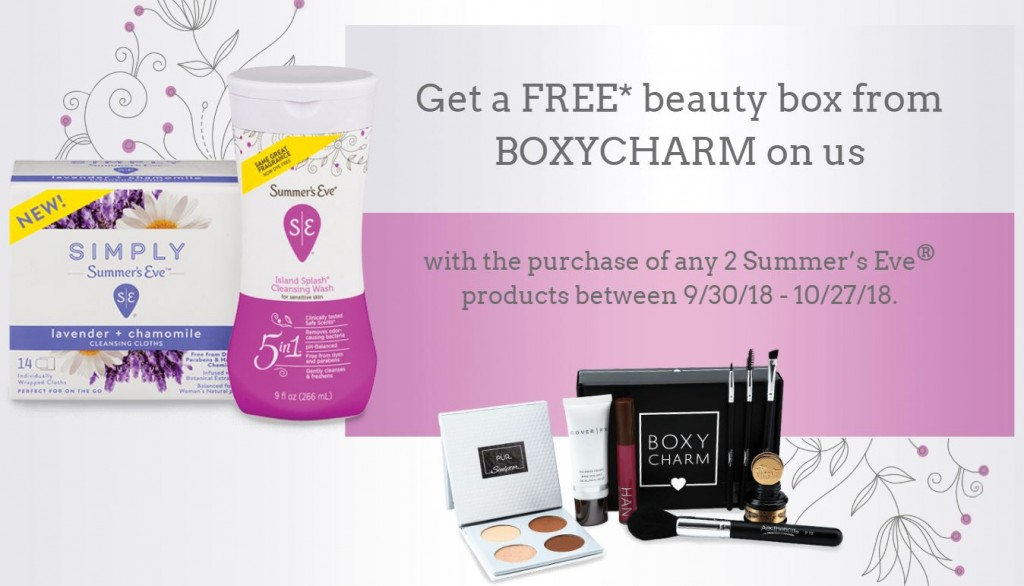 Boxycharm November 2018 possible FREE Box (follow this purchase)