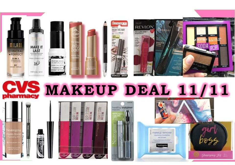 Cvs Makeup Best Deal Starts 11 18