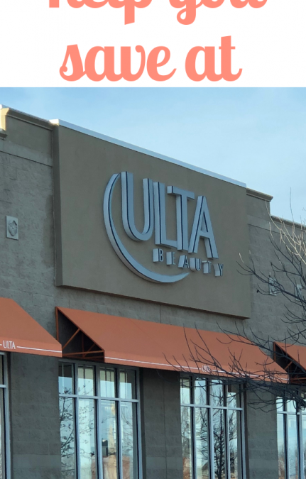 Ulta Hacks – Over 30 Tips & Tricks on how to Save at Ulta