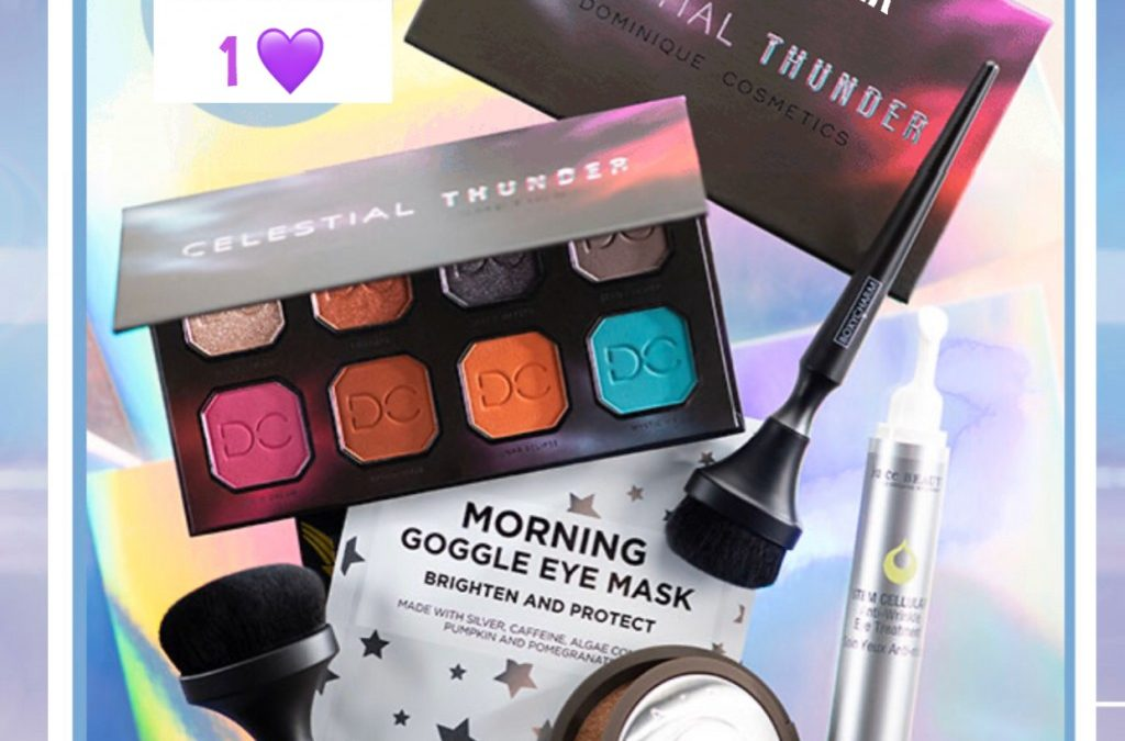 Boxycharm November 2019 – 7 Variations