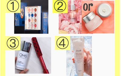 Boxyluxe December 2019 Sneak Peek #1 – #4