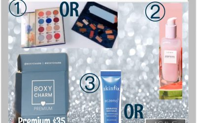 Boxycharm Premium December 2019 Sneak Peek #1 – #3