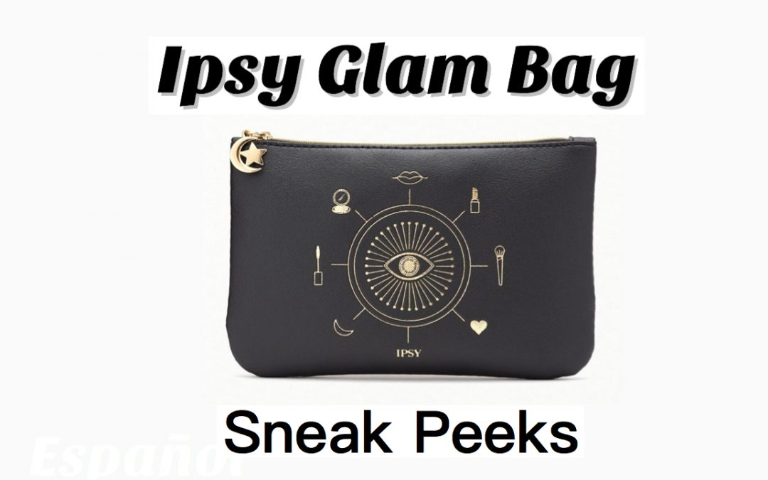 Ipsy Glam Bag October 2020 – Choice