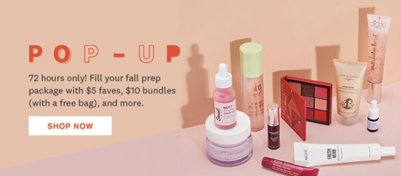 Ipsy September 2020 Pop Up – Full Spoilers is open