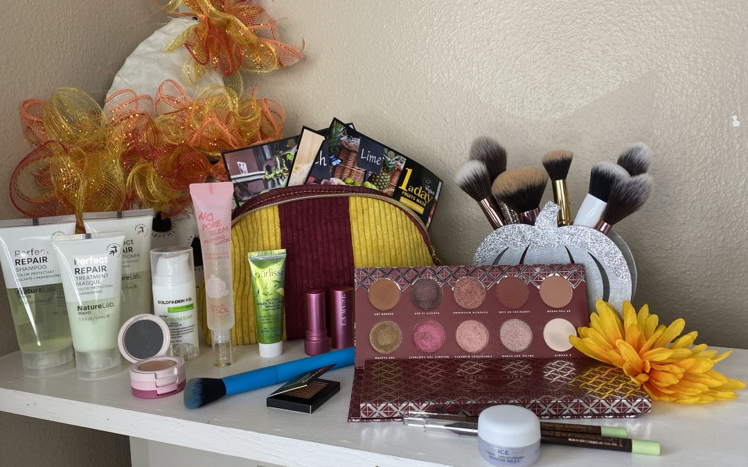 Ipsy Glam Bag Ultimate September 2020 Unboxing