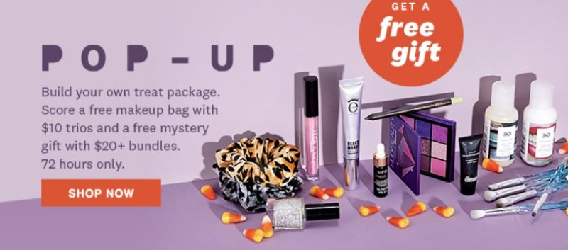 Ipsy October 2020 Pop Up – Full Spoilers is open