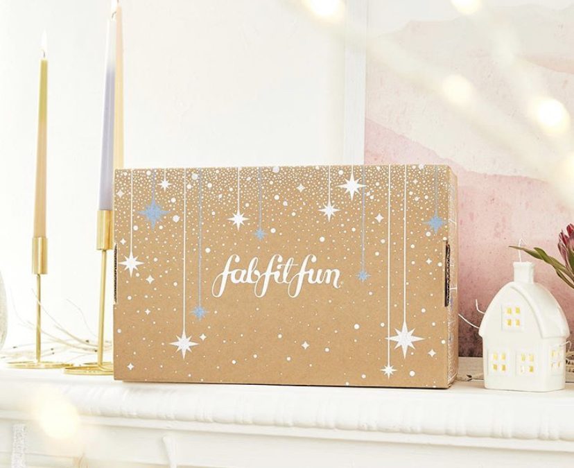 FabFitFun Winter 2020 Customization Sneak Peek #3 & Choice Date