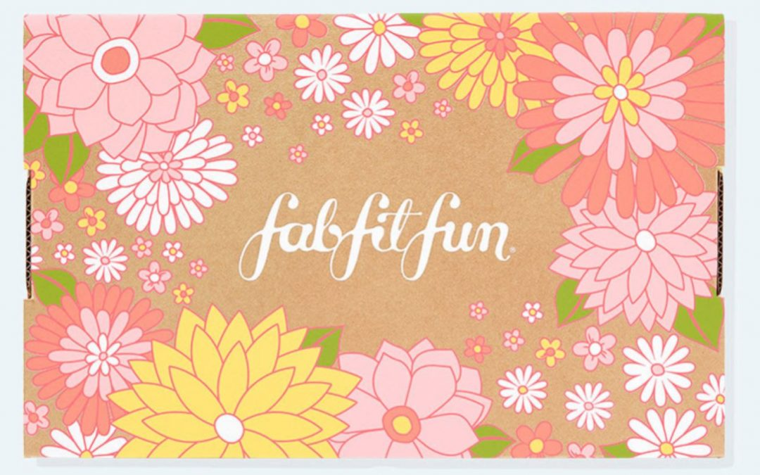 FabFitFun Spring 2021 Choice Customization Sneak Peek #1 – #3